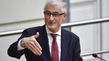 Manifestation pour les pensions: Geert Bourgeois dit comprendre l'inquiétude des gens