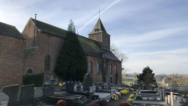 L'église de Bierghes n'accueille plus d'offices pour raisons de sécurité