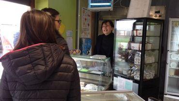 Ingrid a une clientèle fidèle et nombre d'entre eux sont prêts à payer plus cher le beurre pour garder la qualité du produit.