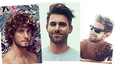 Les tendances en matière de coiffures pour hommes.