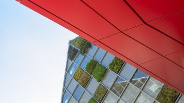 Le nouvel Hôtel de Ville de Herstal (copyright Christophe Vootz-Studio Photo Oui!)