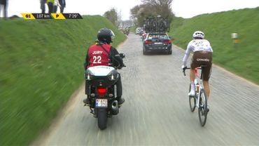 """100% Sport, """"Coup de sonde"""": l'UCI est-elle trop stricte dans son nouveau règlement?"""