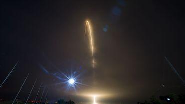 Une capsule de ravitaillement vers la Station Spatiale amène de nouvelles expériences