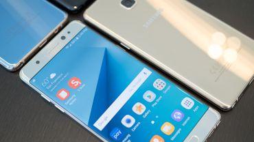 Samsung aurait décidé d'avancer la commercialisation de son Note 8