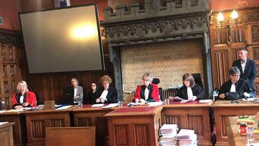 Assises Liège: deux accusés ont un profil psychopathique