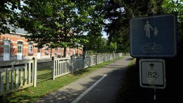 L'itinéraire cyclable EuroVelo 5 complètement balisé en Wallonie