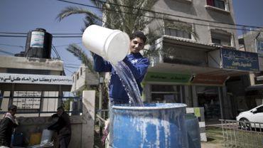 Accord sur l'eau entre Israël et les Palestiniens grâce à une médiation américaine