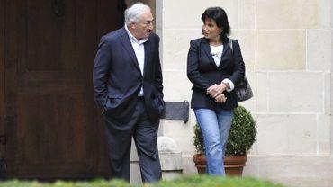 Dominique Strauss-Kahn et Anne Sinclair veulent protéger leur vie privée