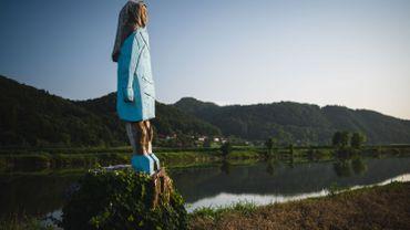 Une statue de Melania Trump loin de faire l'unanimité dans son village natal de Slovénie