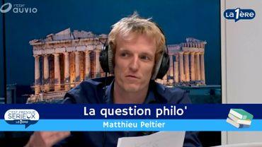 Les questions philo'