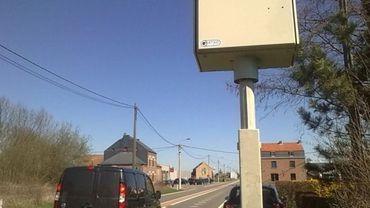Onze nouveaux boîtiers pour radars en Wallonie