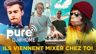 Cet été, un DJ belge prestigieux mixera peut-être CHEZ VOUS