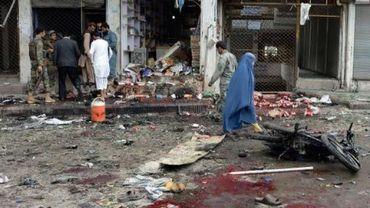 Afghanistan: le groupe Etat islamique revendique l'attentat-suicide de Jalalabad