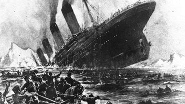 Le naufrage a eu lieu dans la nuit du 14 au 15 avril 1912.