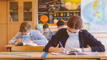Coronavirus en Belgique: pas d'explosion de recours dans l'enseignement obligatoire suite à la première vague