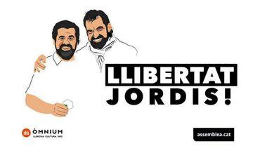 Amnesty international exige la libération immédiate des deux leaders séparatistes catalans