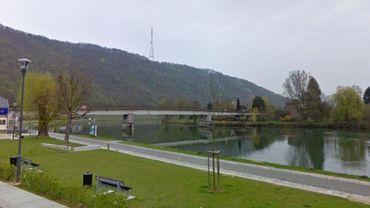 Édifié dans les années 40, le pont de Godinne a été récemment rénové.