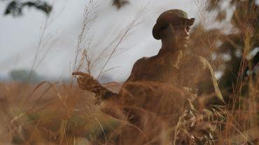 Un ranger du parc national de la Garamba photographié en février 2016.