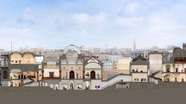 Le nouveau site de la Royal Academy of Arts en 2018