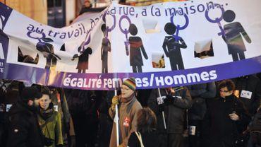 """Grève des femmes: """"Les syndicats ont des années de retard!"""" (Ruth Paluku-Atoka, Collectif 8 Mars)"""