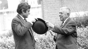 Magritte et Broodthaers