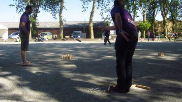 Compétition de möllky à Nantes en 2014