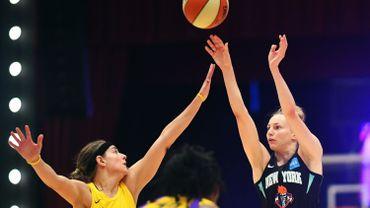 Sept joueuses de WNBA positives au Covid-19, une équipe retarde son arrivée en Floride