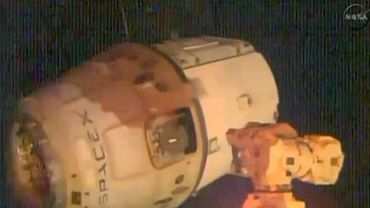 La capsule non habitée Dragon, de la société américaine SpaceX, s'est désamarrée de la Station spatiale internationale (ISS) le 25 octobre 2014