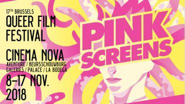 Pink Screens : tous les genres sont à Bruxelles