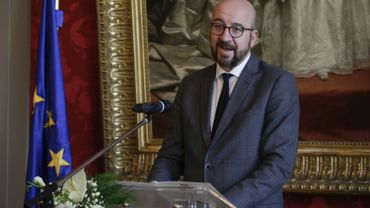 Fête du Roi: Charles Michel relaye l'appel des prix Nobel invitant à protéger la liberté de la presse