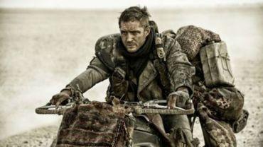 """""""Mad Max: Fury Road"""" avec Tom Hardy récompensé par la Online Film Critics Society"""