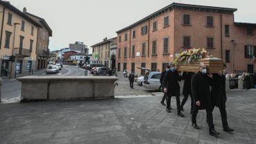 Coronavirus en Italie: la barre des 100.000 morts franchie