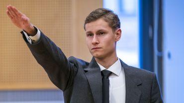Philip Manshaus a été condamné à 21 ans de prison, au moins.