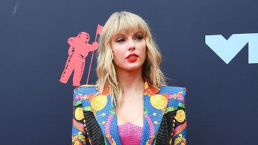 La chanteuse Taylor Swift.