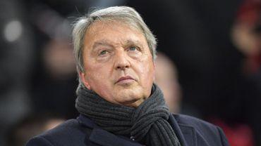 Herman Van Holsbeeck, plus de 20 ans de présence dans le football belge