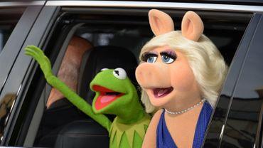Peggy la cochonne et Kermit la grenouille se séparent