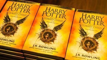 """Les aventures du sorcier Harry Potter se sont achevées avec """"L'Enfant Maudit"""""""