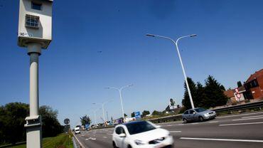 Contrôle de vitesse à Bruxelles: 1603 véhicules sur 21 500 roulaient trop vite
