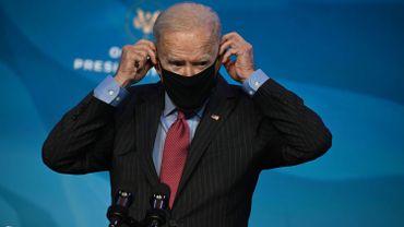 """Présidentielle américaine: pour Joe Biden, c'est au Congrès de """"décider"""" s'il faut destituer Trump"""