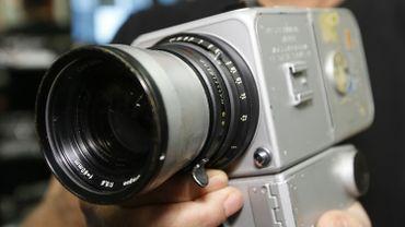 Le seul appareil photo des missions Apollo ramené sur Terre sera mis aux enchères