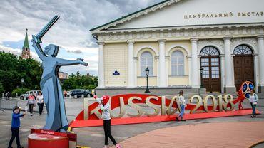 La Russie pourrait accueillir au moins 600.000 visiteurs étrangers pendant la Coupe du monde