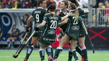 Les dames du Waterloo Ducks terminent 3es de l'EuroHockey Club Trophy
