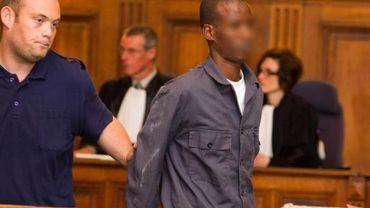 Omar Mohammed Abdiwahad, lors d'une précédente audience du tribunal