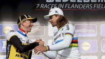 Sep Vanmarcke heureux de sa deuxième place