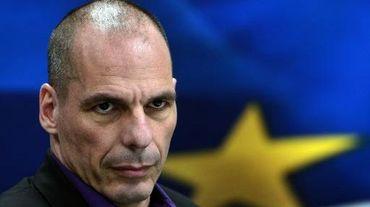 Le ministre grec des Finances Yanis Varoufakis à Athènes, le 4 mars 2015