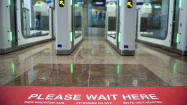 Les e-gates peuvent contrôler automatiquement les passeports européens