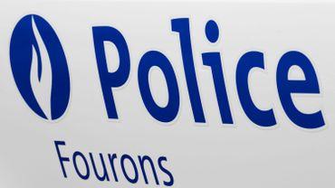 Un conducteur a tenter d'échapper à un contrôle de police dans la commune de Fourons
