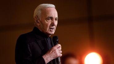 La correspondance sentimentale de Charles Aznavour adressée entre 1958 à 1964 à un amour de jeunesse sera proposée aux enchères vendredi.