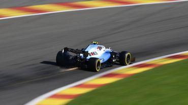 La Williams de Robert Kubica