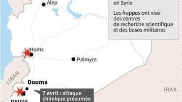 La guerre en Syrie a débuté en mars 2011.
